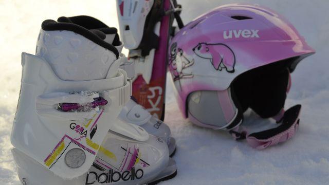 Ski-Zwerge