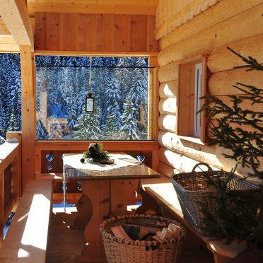 Hütte Höhenegg, Balcony