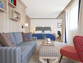 Stilvoll wohnen in den neuen Bergkristall-Appartements - Wellnesshotel Hochschober