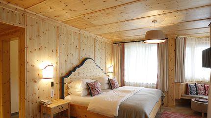 Bergkönig Zimmer im Wellnesshotel Hochschober