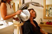 Haarschnitt inkl. Waschen und Fönen