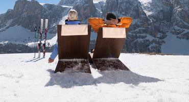 Skiing, wellness and pleasure