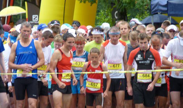 Vorbereitungswoche zum Quellenhof Genuss-Halbmarathon