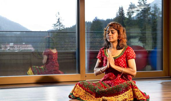 Yoga week with Nayana Bhagat