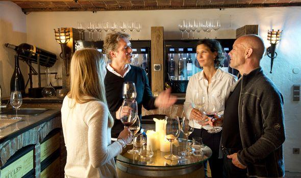 Wine and gourmet week