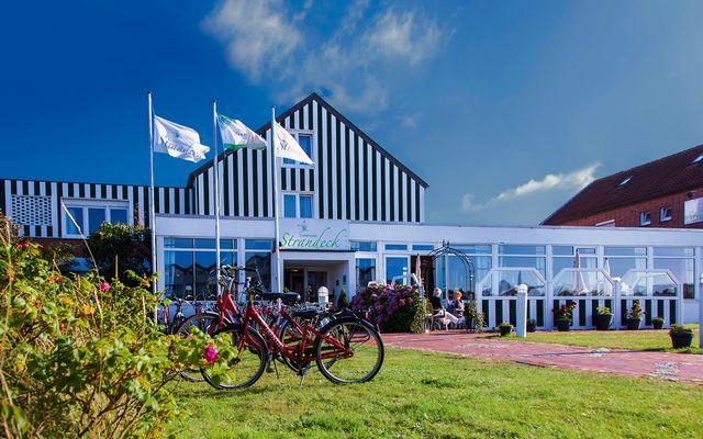 Biohotel Strandeck: Herzlich willkommen an der Nordsee