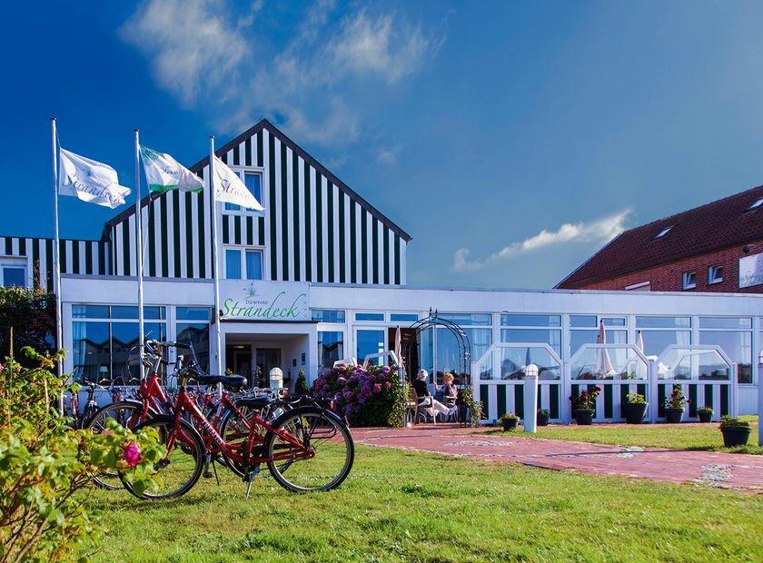 Biohotel Strandeck: Herzlich willkommen an der Nordsee - Biohotel Strandeck, Langeoog, Niedersachsen, Deutschland