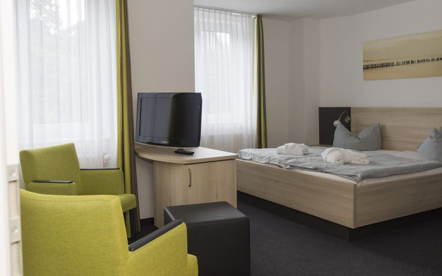 Biohotel Strandeck: Junior Suite