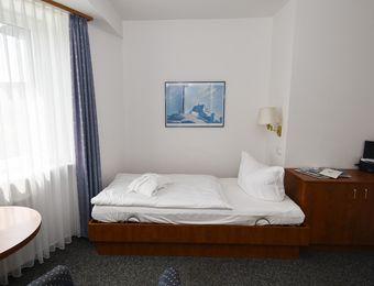 Single room - Biohotel Strandeck