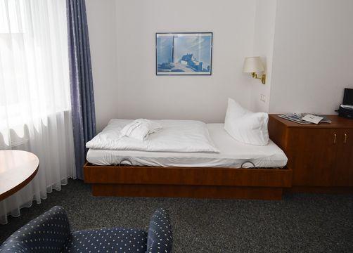 Single room (1/3) - Biohotel Strandeck
