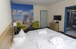 Organic double room Strandlust (3/4) - Biohotel Strandeck