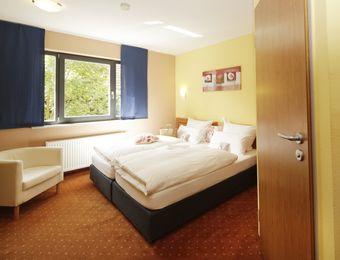 Comfort room - Bio-Hotel Bayerischer Wirt