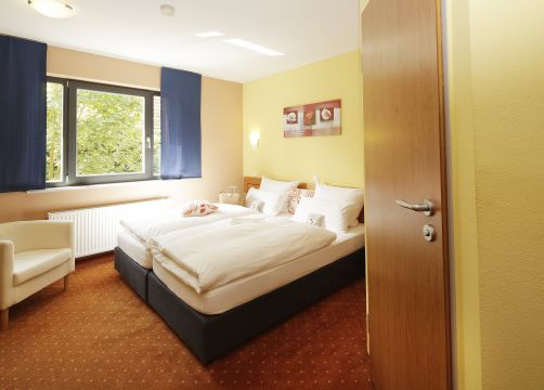 Comfort room (1/4) - Bio-Hotel Bayerischer Wirt