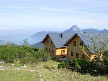 Schönberghütte am Feuerkogel - Oberösterreich - Österreich