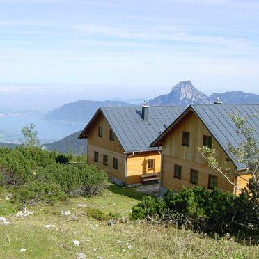 Sommer, Schönberghütte am Feuerkogel, Ebensee, Oberösterreich, Oberösterreich, Österreich