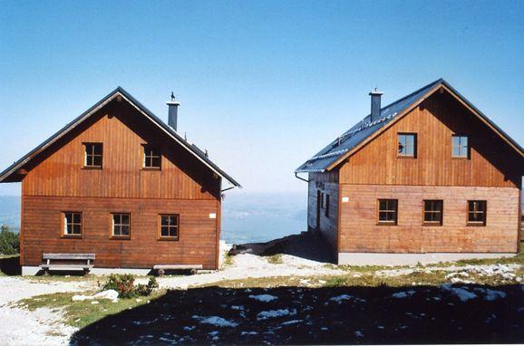 Steinkogelhütte am Feuerkogel, Sommer