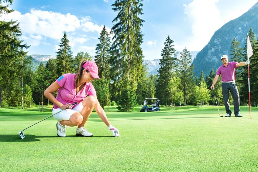 Golfurlaub im Naturpark Karwendel | 5 Nächte