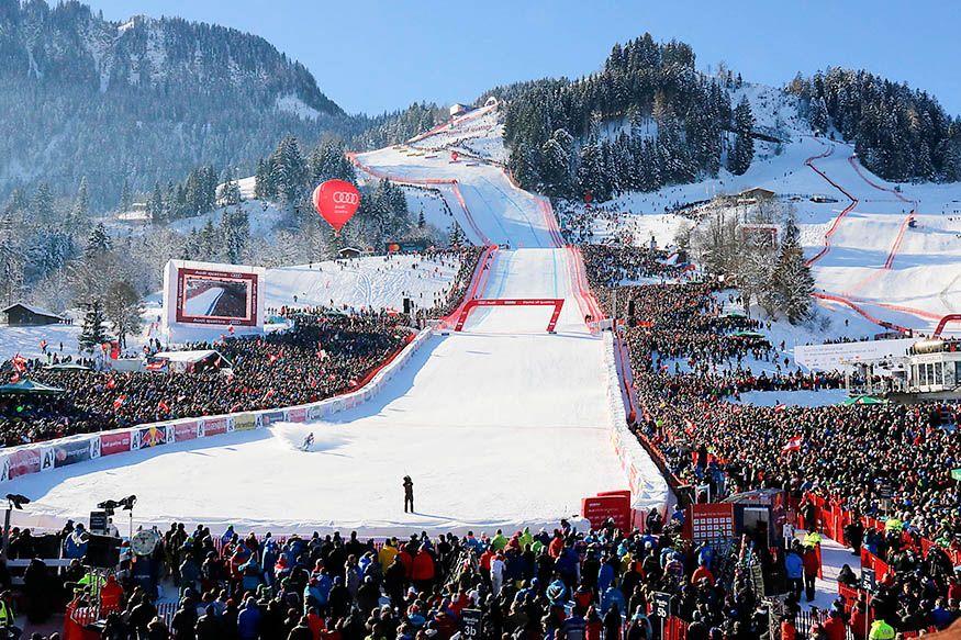 Hahnenkamm Rennen Kitzbühel VIP