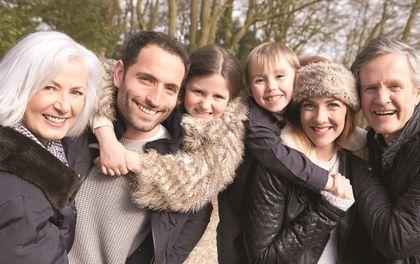 Familien-Winterzeit