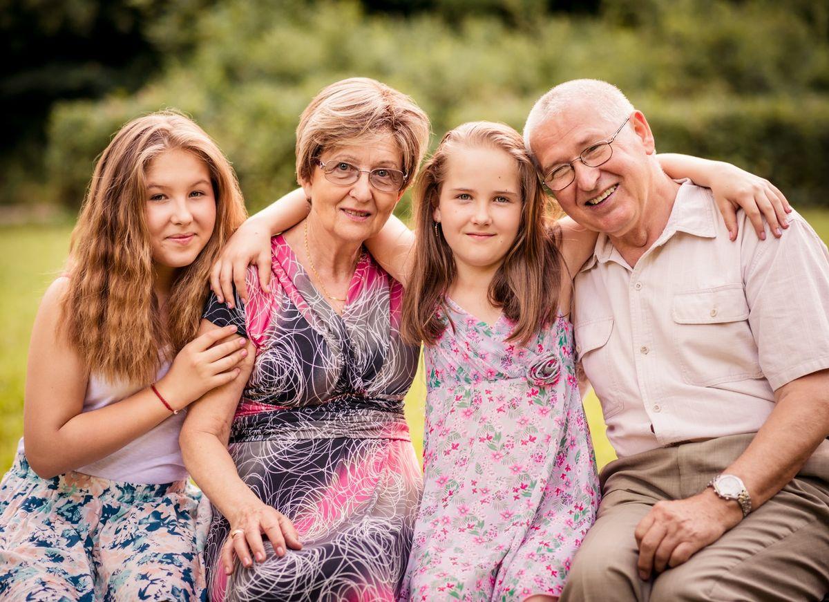 Sommerferien mit Oma und Opa