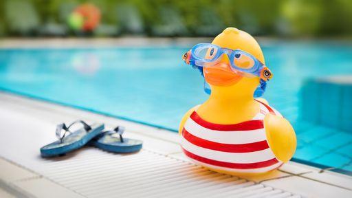 Die tägliche Nutzung des Schwimmbades ist für Sie im Übernachtungspreis inklusive.