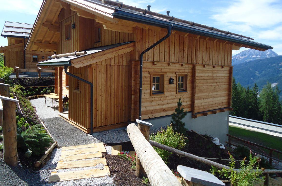 Chalet Dachstein , Sommer
