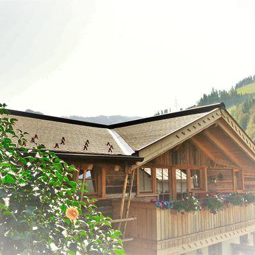 Almchalet Schneeberg, Summer