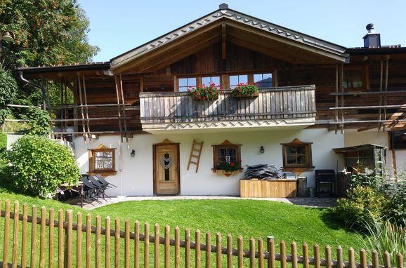 Sommer, Almchalet Schneeberg, Mühlbach am Hochkönig, Salzburg, Salzburg, Österreich