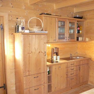 Reitlehen Hütte, Kitchen