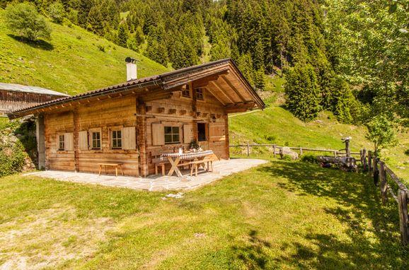 Sommer, Berghütte Kelchsau in Wörgl, Tirol, Tirol, Österreich