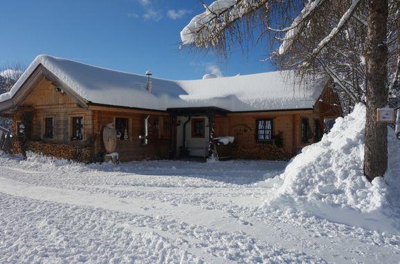 Winter, Monigold in St. Martin am Tennengebirge, Salzburg, Salzburg, Österreich