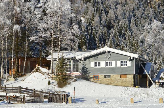 Winter, Chalet Schareck in Rauris, Salzburg, Salzburg, Österreich