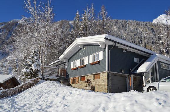 Winter , Chalet Schareck in Rauris, Salzburg, Salzburg, Österreich
