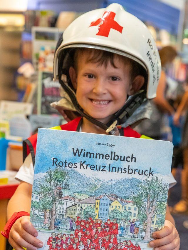 Ein Baustein für das Österreichische Rote Kreuz Innsbruck - 1 Nacht
