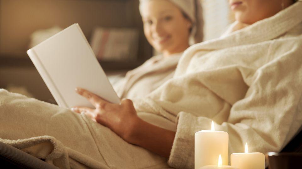 Körpermassage mit Massagekerze // 25 MIN.