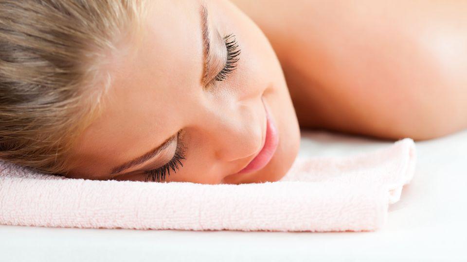 kleine Füchschen-Massage