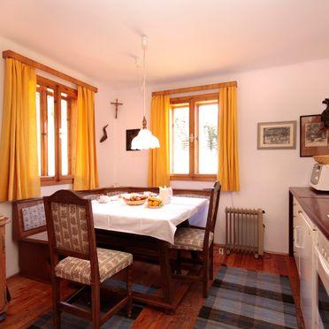 Eat-in kitchen, Hütte Weikhardt, Tauplitz, Steiermark, Styria , Austria