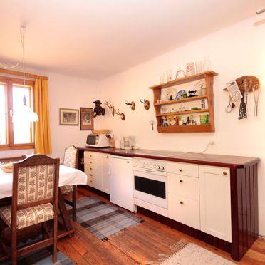 Hütte Weikhardt, Wohnküche