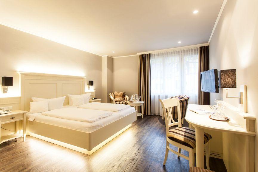 Modernes und gemütliches Romantik Doppelzimmer
