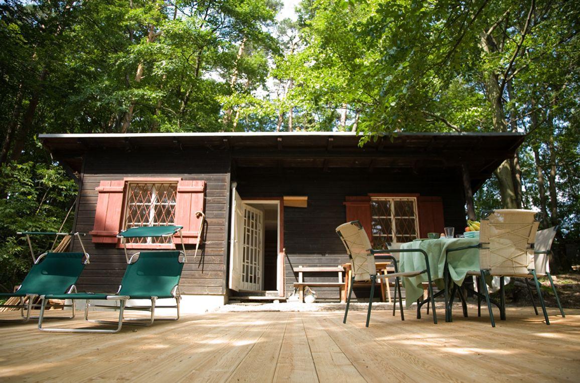 Hütte Siegenfeld, Sommer