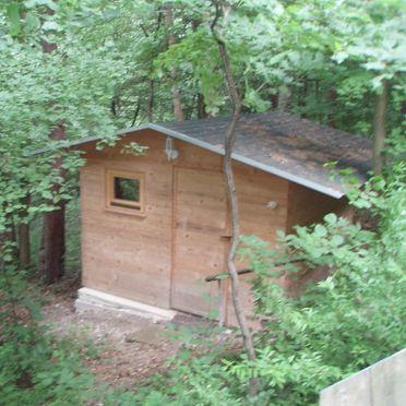 Hütte Siegenfeld, Saunahütte
