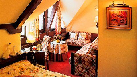 Doppelzimmer Auenwald und Herzle