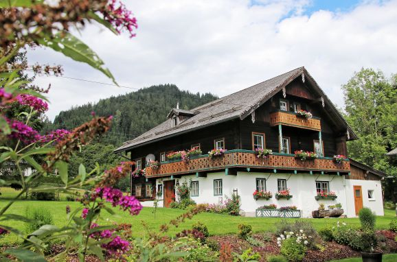 Sommer, Bauernhaus Lammertal, St. Martin, Salzburg, Salzburg, Österreich
