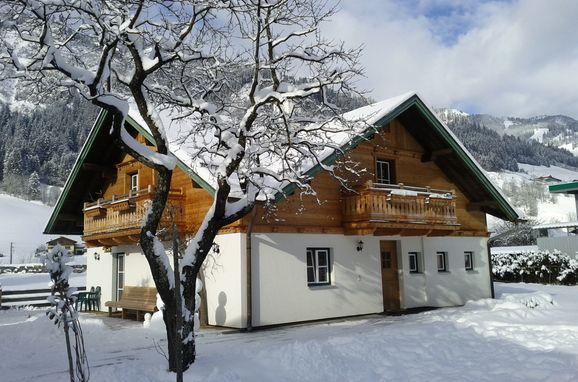 Winter, Chalet Frauenkogel in Großarl, Pongau, Salzburg, Österreich