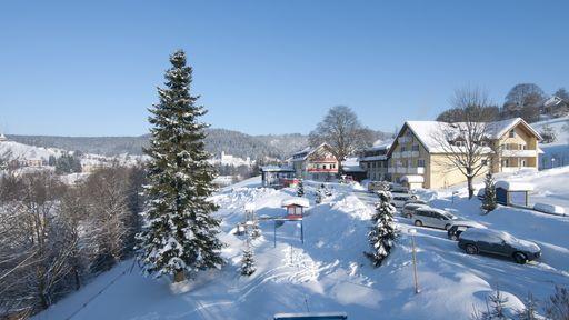 Winterwunderland Fichtelgebirge Schneeparadies in voller Pracht! Ab nach Draußen im Familotel FamilienKlub Krug | Familotel Fichtelgebirge