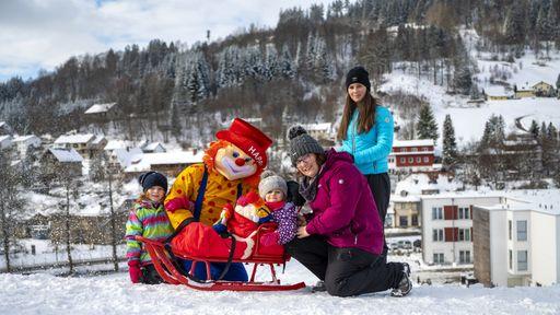 Familienwinterurlaub im Familotel Mein Krug | Familotel Fichtelgebirge FamilienKlub Krug | Mein Krug | Hotel Krug