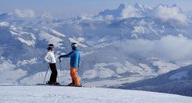Die weltgrößte Skisafari