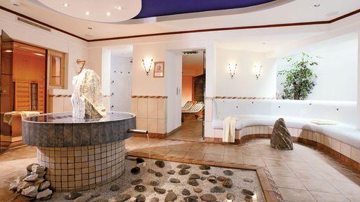 Entspannen Sie in unserer hoteleigenen Saunaanlage, der Ruhepol gegen den Alltagsstress.
