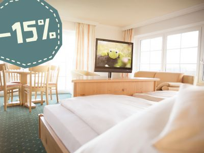 Last minute 5 nights 2room Appartement Superior