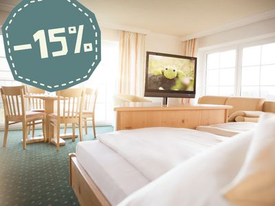 Last minute 4 nights 2room Appartement Superior